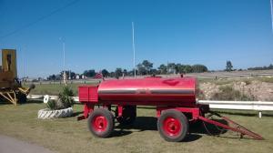 Carro Tanque De Combustible Ardanaz De 2000 Lts. Otras